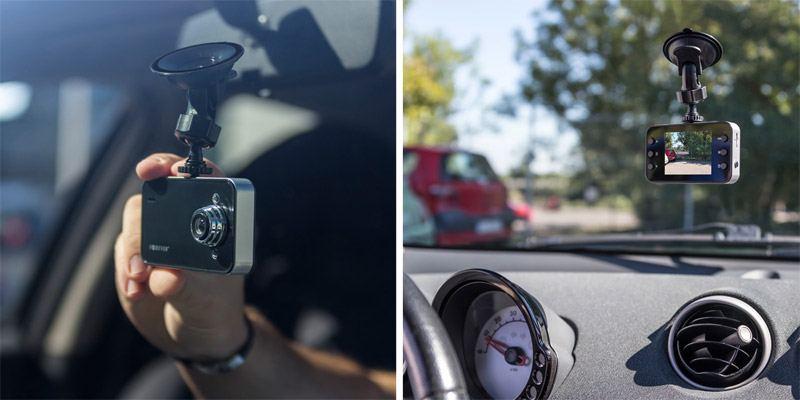 Uporaba avto kamere